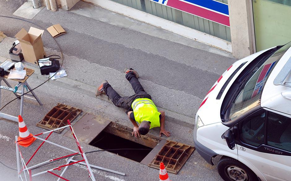travaux assainissement Noisy-le-Grand
